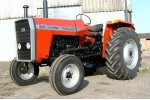 Massey Ferguson - Model 265 - Two Wheel Drive Tractor