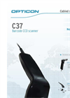 Opticon - Model C37 - USB Scanner - Brochure