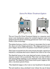 Ozone Pro - Ozone Water Purification Systems - Brochure