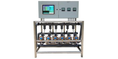Fertigation Manager™ - Greenhouse Fertigation Machine