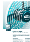 Priva - Model Eco - Fan Brochure