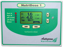 NutriDose I - Controller System