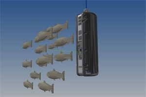 Optical Sea Lice Treatment - Optical Delousing Continuous Preventive Action Software