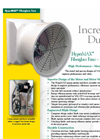 HyperMAX - Model 36″, 50″ and 54″ - Fiberglass Fans Brochure