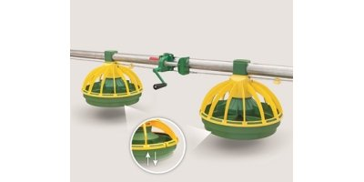 Sperotto - Model CIP FLEX - Pan Feeding System