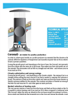 CoronaD - Air Intake for Poultry Production Brochure