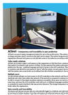 ACSnet - Easy and Self-Explaining Production Control - Brochure