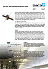 HPC-Flex - Multi Functional High Pressure Cooling System - Brochure