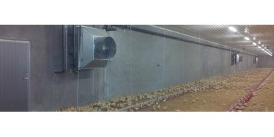 Warm Water Radiators for Poultry and Pig Houses-0