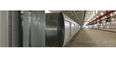 AddAir - Poultry House Heater and Heat Exchanger - Poultry Farm Heater