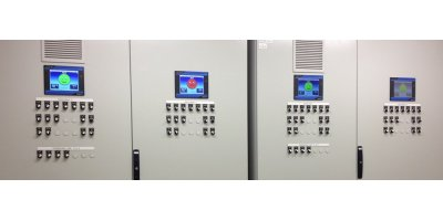 Electricals Panels for Livestock House Climate and Production Controllers
