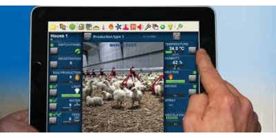 Version ACS6 - Powerful Controller for Poultry Production