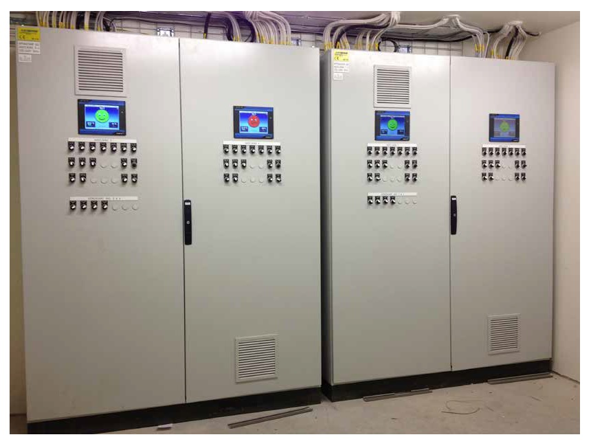 Electrical Panels for Livestock House Climate and Production Controllers-1