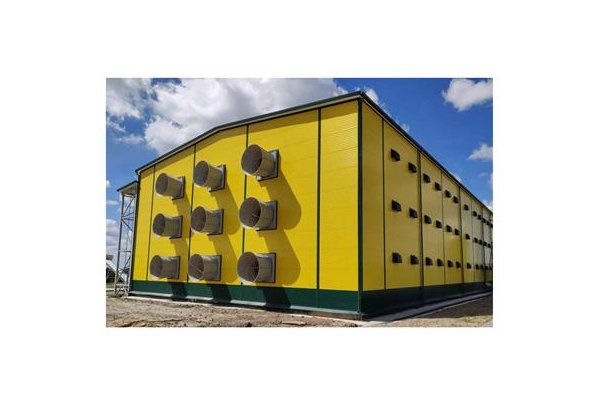 MagFan ONe - ON/OFF Controlled Wall Fans for Poultry and Pig Production