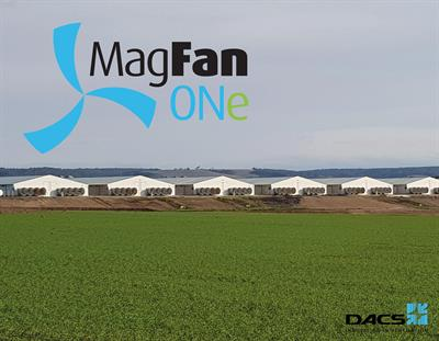 MagFan ONe - sets new standards