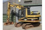 Model CAT 312BL  - Excavators