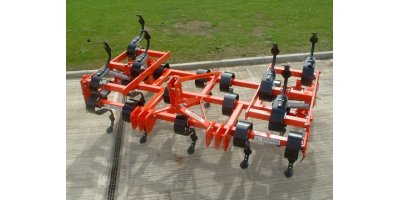 Browns  - Hectavator Cultivator