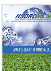 HydroNov Products Catalogue