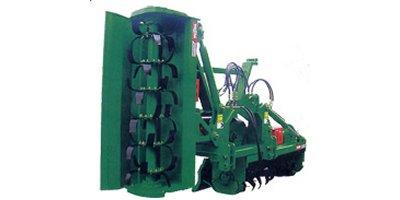 Model FOLDER Series - Rotavator