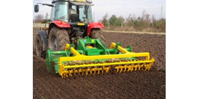Model PGW Series - High Horsepower Rotavators