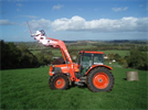 Kubota - Model MX130X - Tractor & Loader