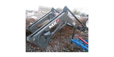Chillton - Model MX U8 - Front Loader Boom
