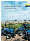 Tractors T4000 Series Brochure