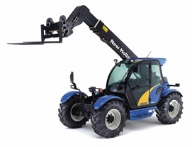 New Holland - Model LM5000 Series - Telehandlers & Front Loaders