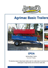 Basic Trailers- Brochure