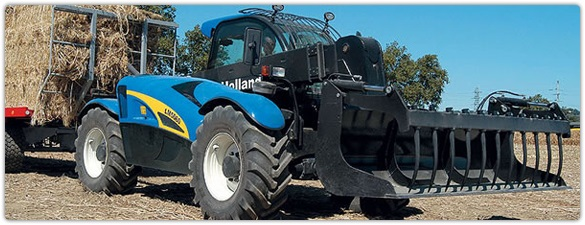 New Holland - Model LM5000 - TeleHandlers/Loaders