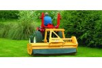 Bomford Turner Limited - Bandit Trailed Flail Mower