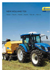 Series TD5 Compact Tractor Brochure