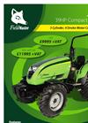 FieldMaster - 340L 39hp - Compact Tractor Brochure