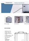 Franatech - - Methane Field Monitor Brochure