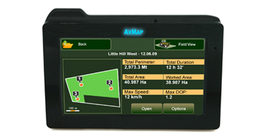 AvMap - Version G6 - Connect Farmnavigator