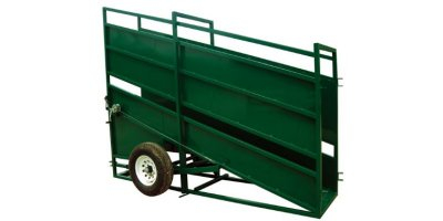 Model ADLCT - Adjustable Portable Loading Chute