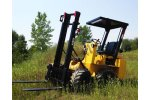 Hummerbee - Model XL - Forklift Machine