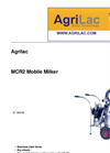 Portable Milking Systems MCR2- Brochure