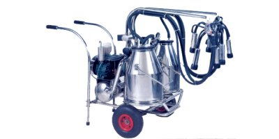 Model MCR2 - Portable Milking Systems