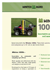 Wintex - Model 1000s - Fully Automatic Soil Sampler Datasheet