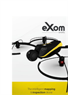 eXom senseFly - Intelligent Mapping & Inspection Drone Datasheet