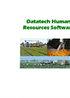 Crop Budgeting Software Brochure
