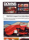 DOWNS - Model DG - Potato Grader - Brochure