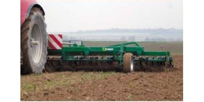 Model Vibromax - Seed Bed Preparation