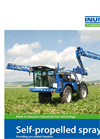 NUMA - Self-propelled Sprayer - Brochure