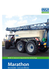 INUMA - Marathon - Sprayers - Brochure