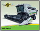 Model Axial Max 1475 - Combine Harvesters
