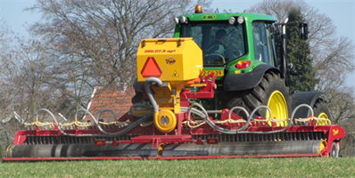 Vredo - Model Agri Twin - Overseeders