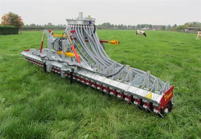 Model ZBFE - Slurry injectors for Farmers