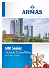 Model 600 Series - Hydraulic Control Valves Brochure